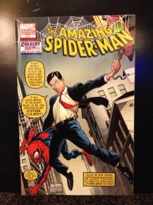 Spider-Man #573