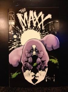 The Maxx #1