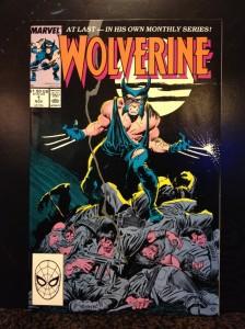 Wolverine #1
