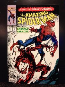 Spider-Man #361