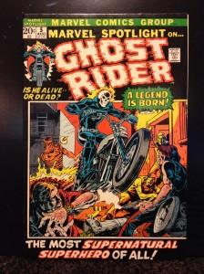 Marvel Spotlight Ghostrider #5