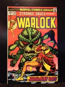 Strange Tales #180